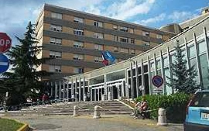 Teramo: 15enne colpito da ictus, curato al Mazzini