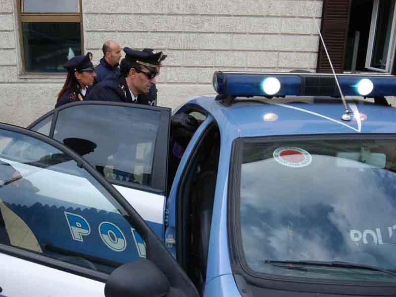 arresto polizia 22