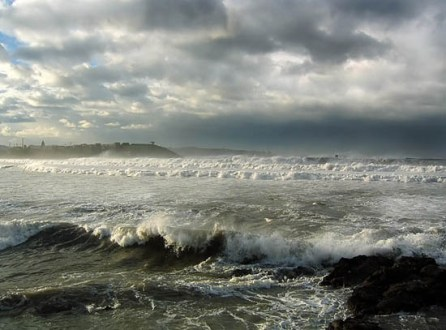 Giulianova: mareggiate, chiesto lo stato di calamità