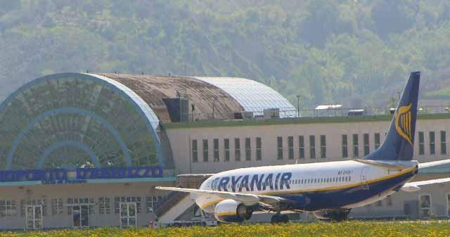 "Ryanair: Becci, ""Agire sulle tariffe"""