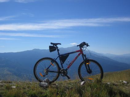 Dall'Abruzzo alle Marche in…bici