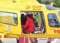 Maltempo, uomo ferito da lastra di ghiaccio a Roccamorice