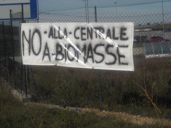 """L'Aquila, non si ferma l'azione del comitato """"no biomasse"""""""