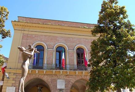 Teramo, Liceo Delfico progetto per un museo virtuale