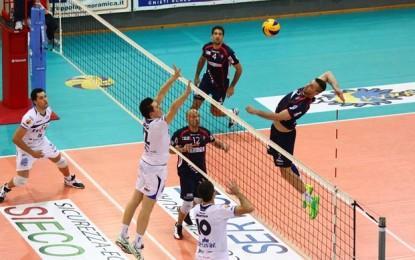 Volley A2 – Sieco, tie break vincente