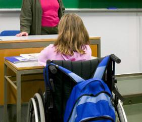 disabilita a scuola