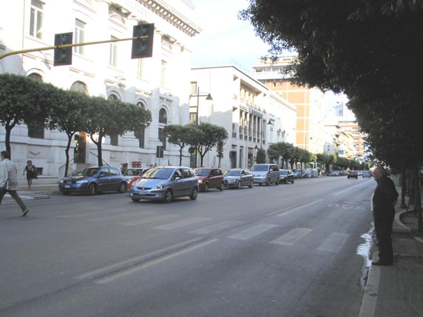 Corso vittorio a Pescara