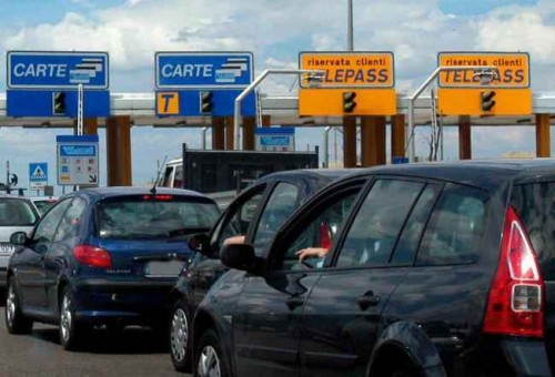 Autostrade: 6 e 8 maggio sciopero addetti A24 e A25