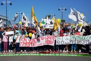 petrolizzazione proteste