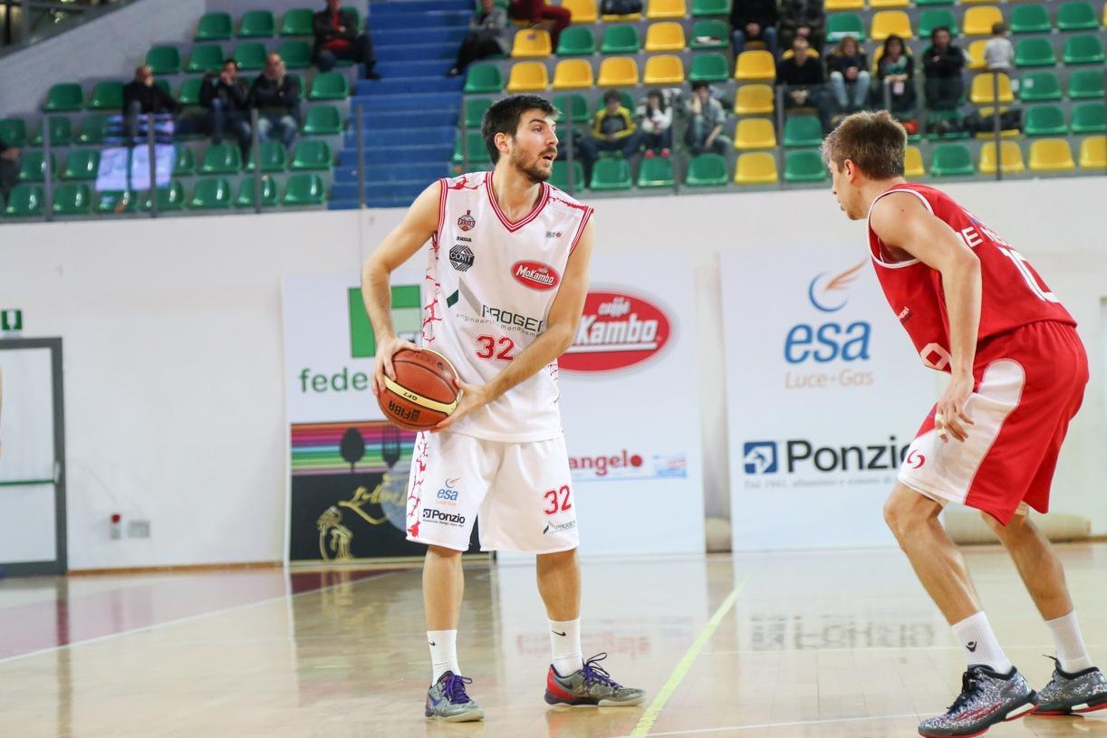 """Basket Proger Monaldi – """" Priorità a Chieti"""""""