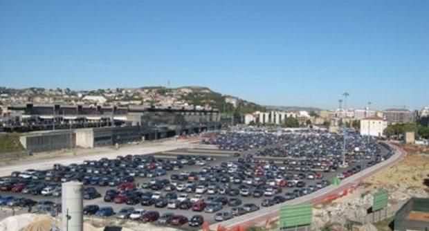 Parcheggi area risulta Pescara