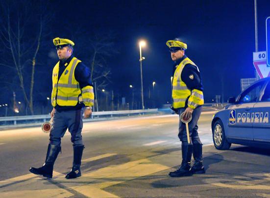 Moto pirata a Montesilvano: appello della polizia stradale