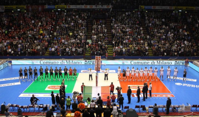 Volley serie A e B – Il week end sottorete