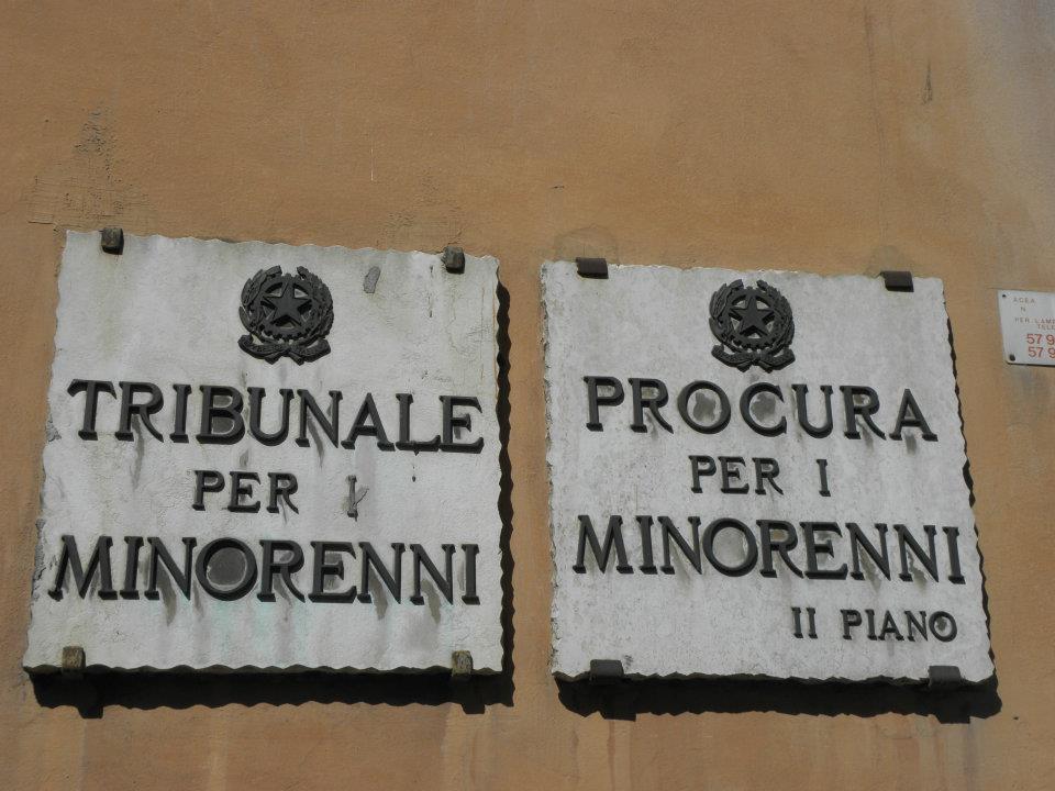 tribunale minori