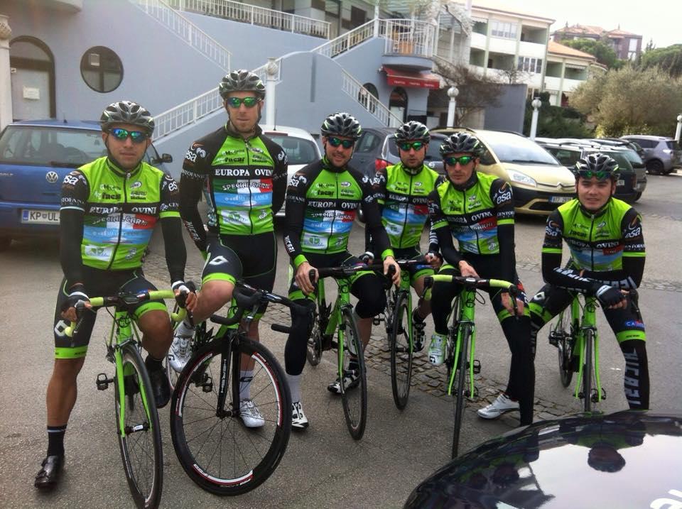 Gm Cycling Fortin – Una medaglia pesante