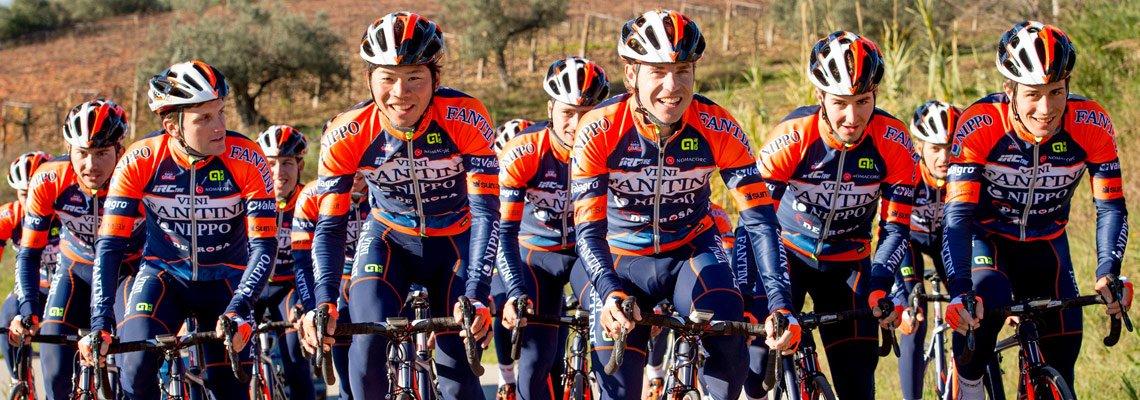 Ciclismo Vini Fantini – Che soddisfazione in Cina