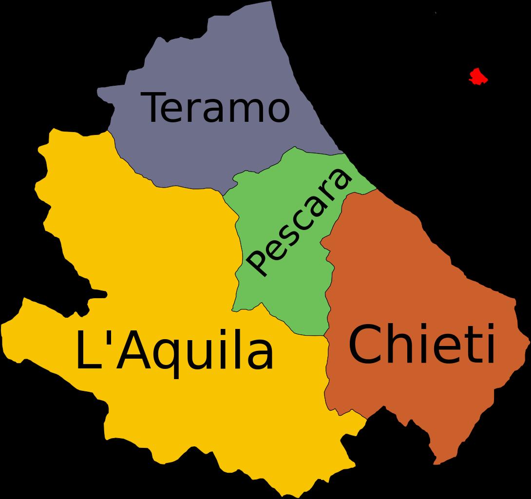province abruzzesi