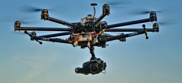 San Salvo, un drone scopre cannabis e armi in villetta