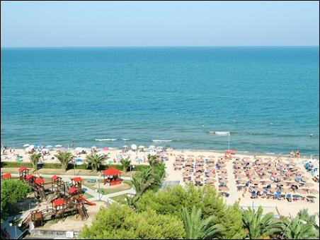 mare alba adriatica