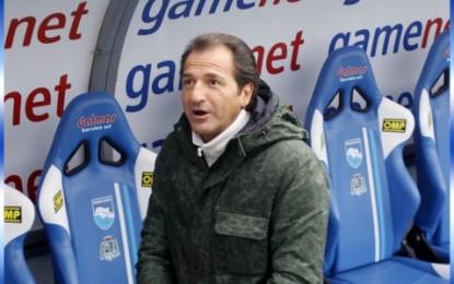 Pescara calcio – In 35 per il ritiro