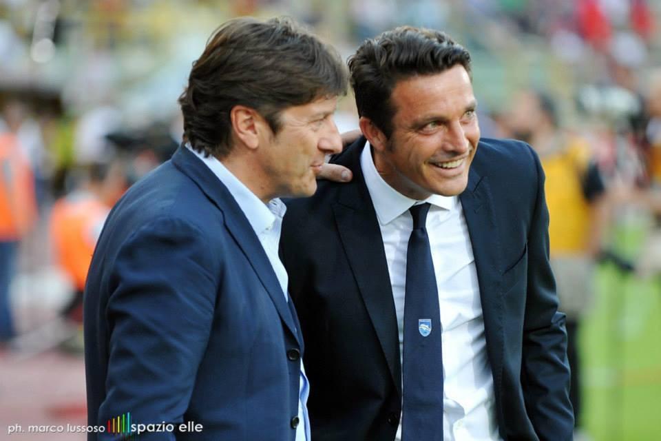 Pescara calcio, che personalità!