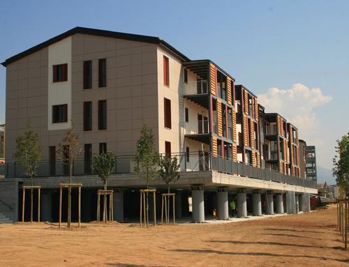 case progetto laquila