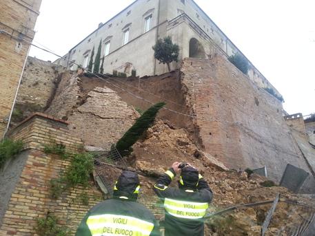 palazzo davalos muro Vasto