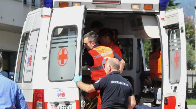 Francavilla: Incidente stradale sulla SS16