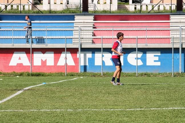 L'Aquila calcio- Salta il ritiro ad Amatrice