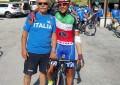 Ciclismo paralimpico: Addesi in ritiro sulle nostre montagne