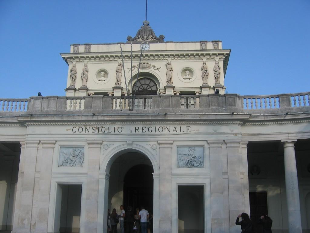 Consiglio Regionale su Abruzzo Engineering