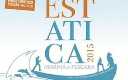 """Marina di  Pescara : """"I Liguriani"""" ad Estatica 2015"""