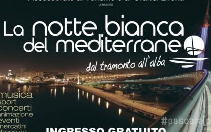 Pescara: Semaforo verde per la notte bianca