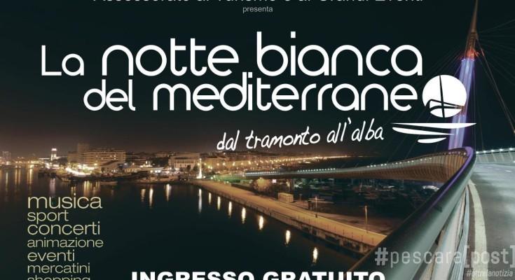 La Notte Bianca del Mediterraneo su Rete8