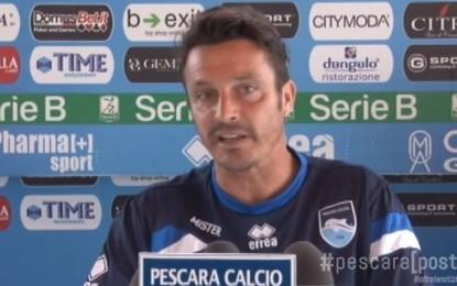Pescara- Sassuolo: parola ai tecnici