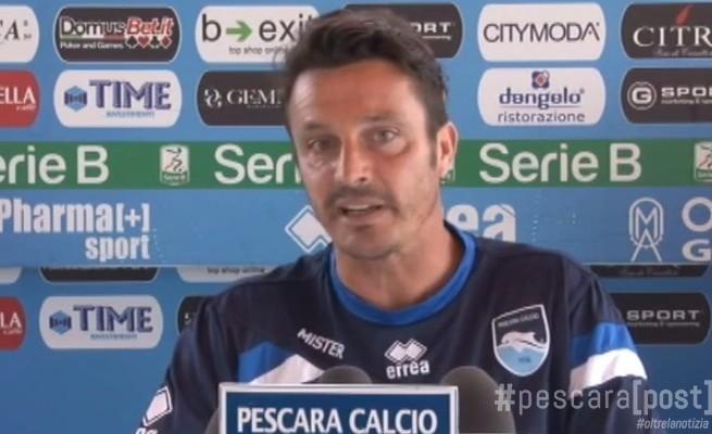 Pescara calcio. Parla Oddo