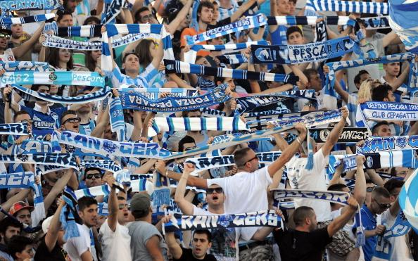 Pescara calcio: news seduta. Settore ospiti: sold out