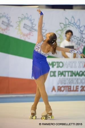 Pattinaggio tricolore: emozioni a rotelle a Roccaraso