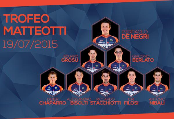 Trofeo Matteotti 2015: ecco la Nippo Vini Fantini