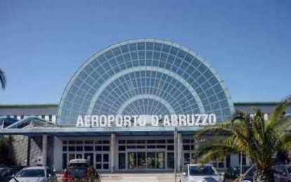 Aeroporto d'Abruzzo:  18 posti a rischio