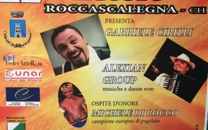 A Roccascalegna il 22° festival Alexian and friends
