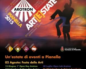 Pianella: ArtEstate con Arotron