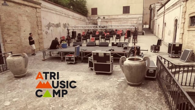 Atri Music Camp, 4 serate di concerti gratuiti