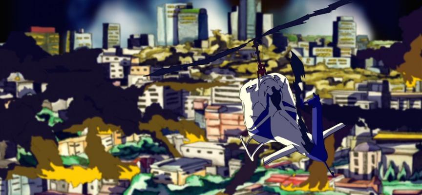 """Animazione: """"Bangland"""" del pescarese Berghella a Venezia"""