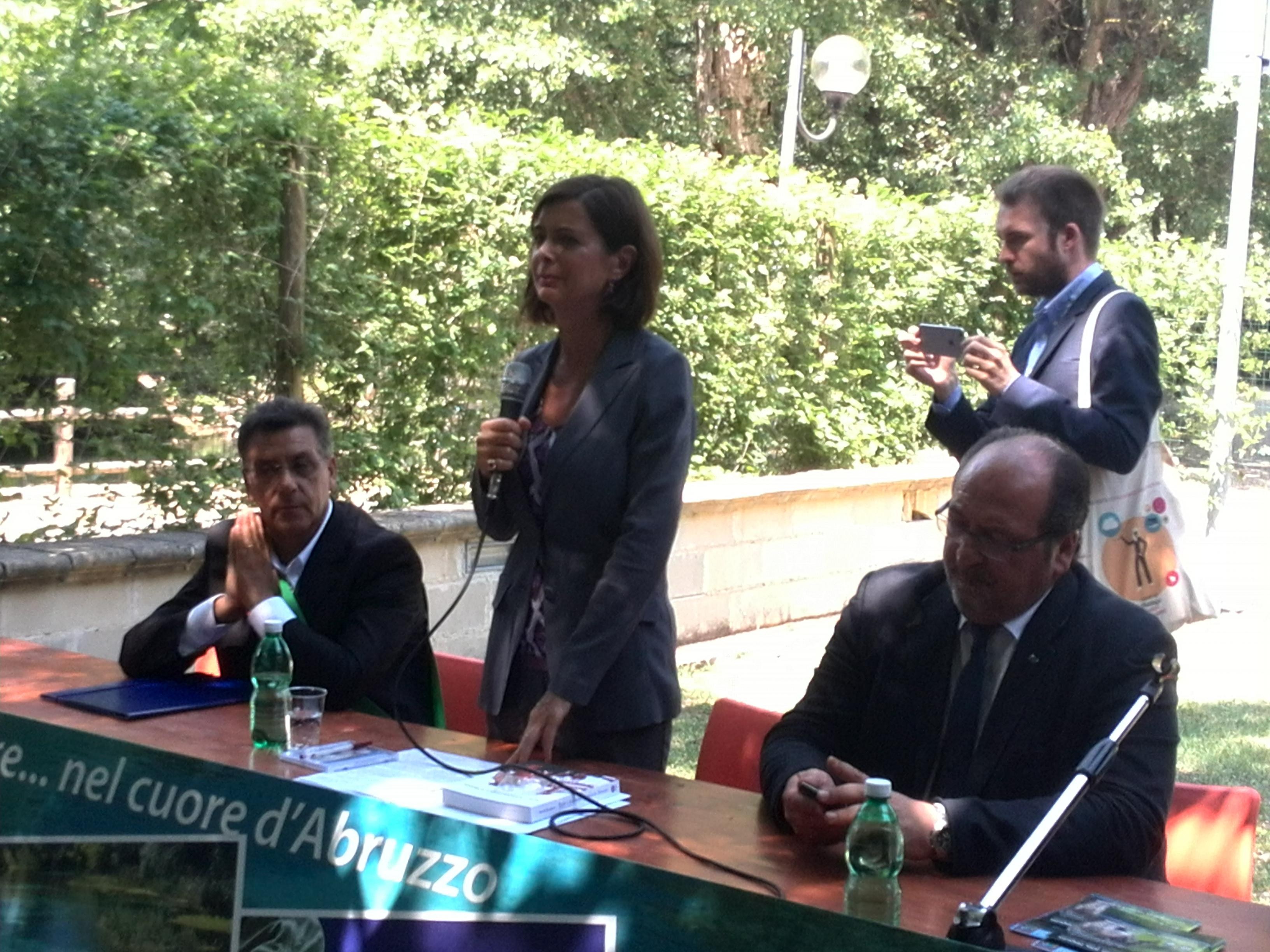 "Discarica Val Pescara: Boldrini, ""Tempo scaduto!"""