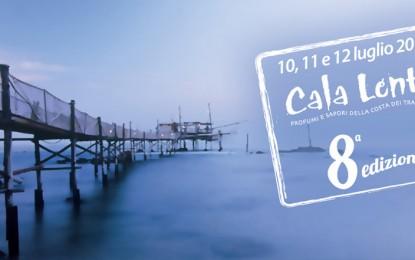San Vito Chietino: dal 10 al 12 luglio torna Cala Lenta