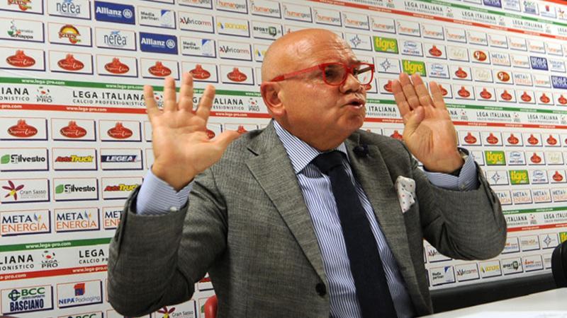 """Campitelli: """"la B è nostra, il club è pulito"""""""