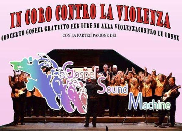 Concerto gospel per il centro antiviolenza a Ortona