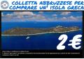 Parte dall'Abruzzo colletta per comprare isola greca