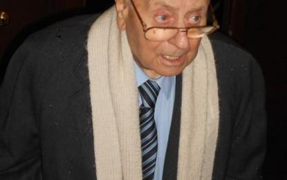 Addio Cucullo: uomo libero, politico unico.